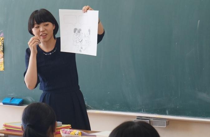 長峰瑞花さんの写真
